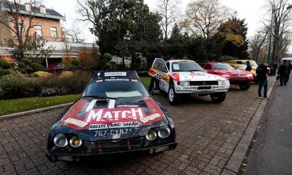 André Villas-Boas, de entrenador a piloto del Rally Dakar