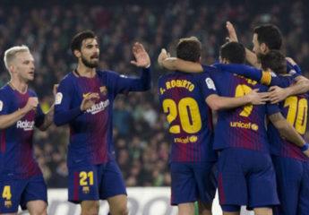 ¿Aún hay liga? Barcelona se niega creerlo goleando al Betis