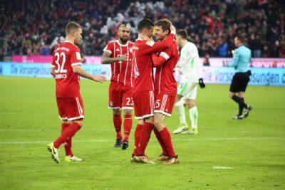 Bayern se impone a un rebelde Werder y es más líder de Alemania