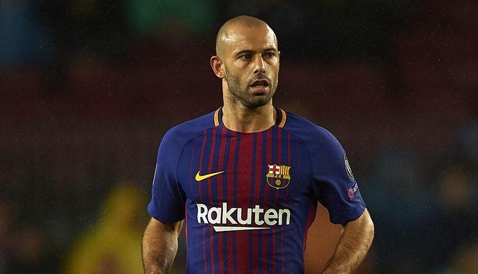 Oficial  Javier Mascherano deja el Barcelona después de ocho temporadas a6afc6ea829e8