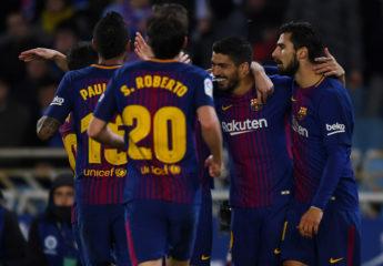 ¿Logrará el Barça, un triplete perfecto? De momento, va en el camino correcto