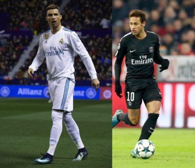 Previa: El planeta fútbol gira alrededor del duelo Ronaldo-Neymar