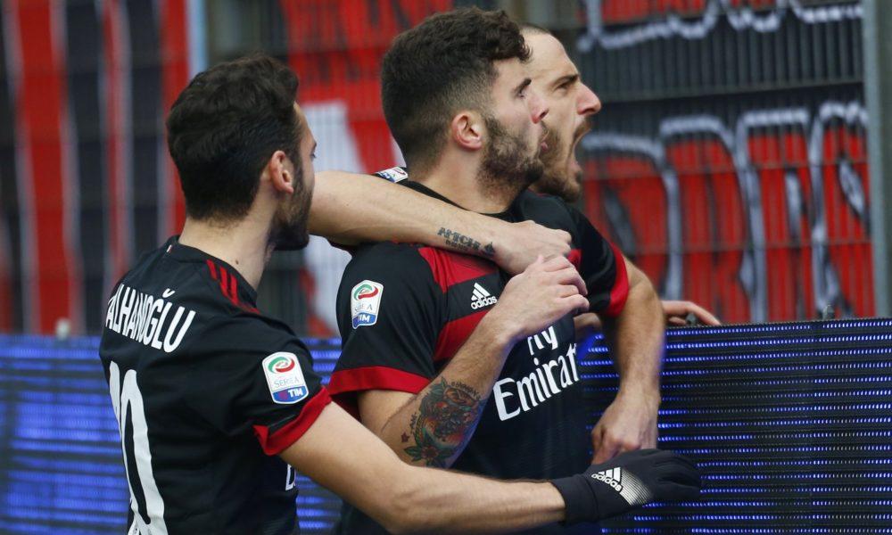 El AC Milan parece despertar en la Serie A a golear al SPAL