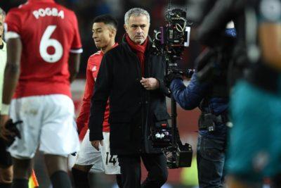 """Mourinho feliz con el uso del VAR: """"a mí me gusta"""""""