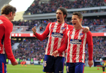El Atlético derrota al Athletic y mantiene ritmo al Barcelona