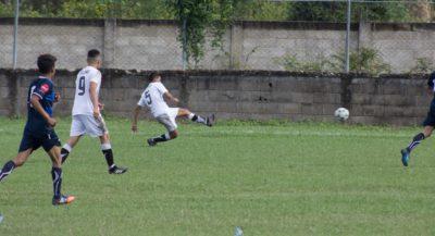 Alianza FC se llevó el juego de ida de la Liga Mayor de La Entrada, Copán