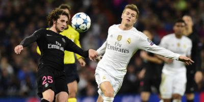 Todo preparado para la gran batalla entre el Real Madrid y PSG