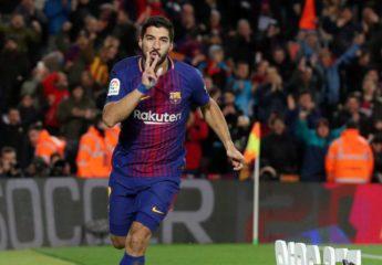 La magia de Messi y un gol de Suárez sacan del aprieto al FC Barcelona