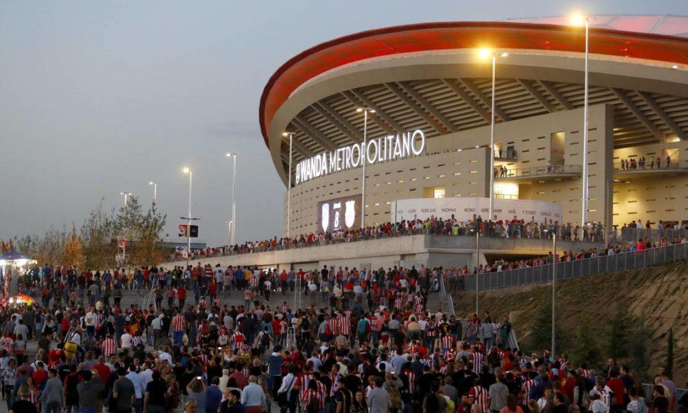 Oficial: El Wanda Metropolitano será sede de la final de la Copa del Rey