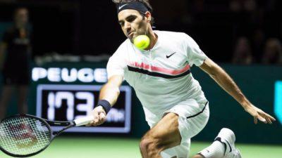 Federer gana a Seppi y jugará contra Dimitrov la final de RóterdamFederer gana a Seppi y jugará contra Dimitrov la final de Róterdam