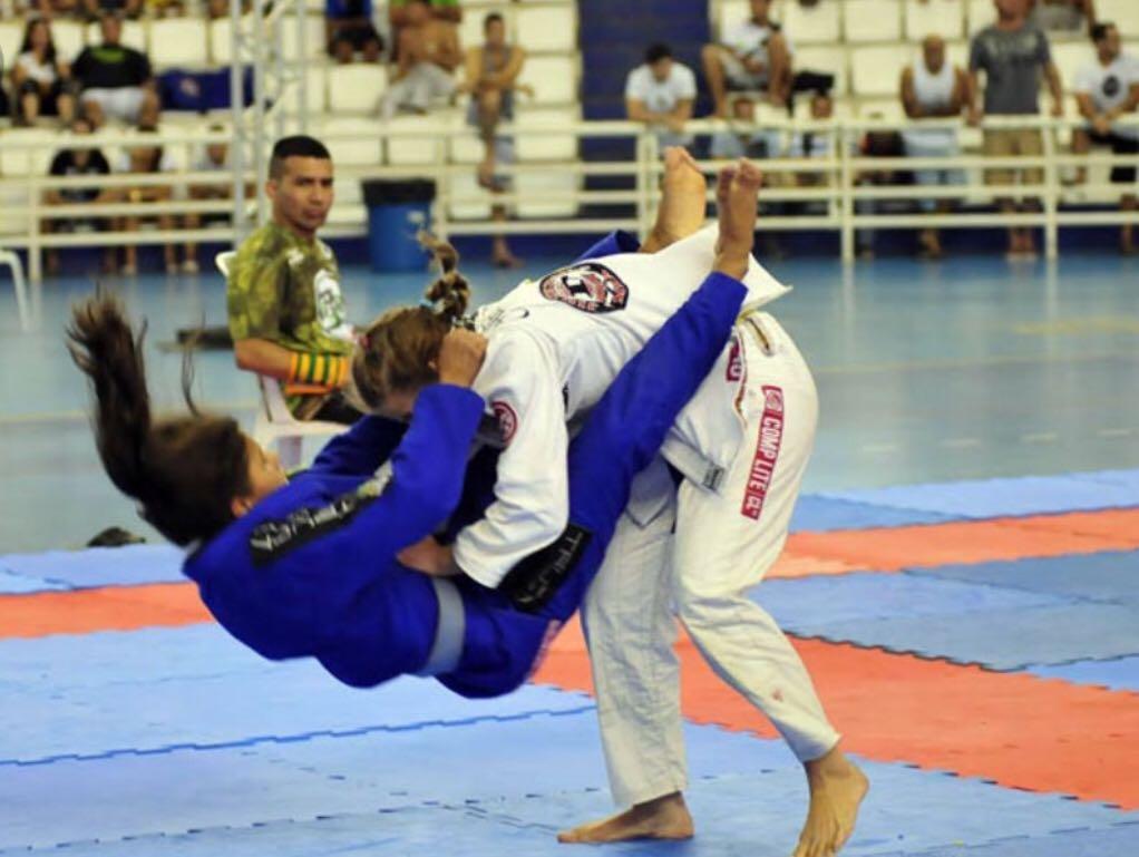 Jiu Jitsu brasileño, un deporte que cada día conquista mas