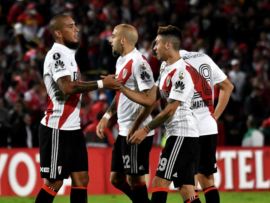 River Plate Contra Racing: River Plate, Racing Y Libertad Clasificados A Los Octavos