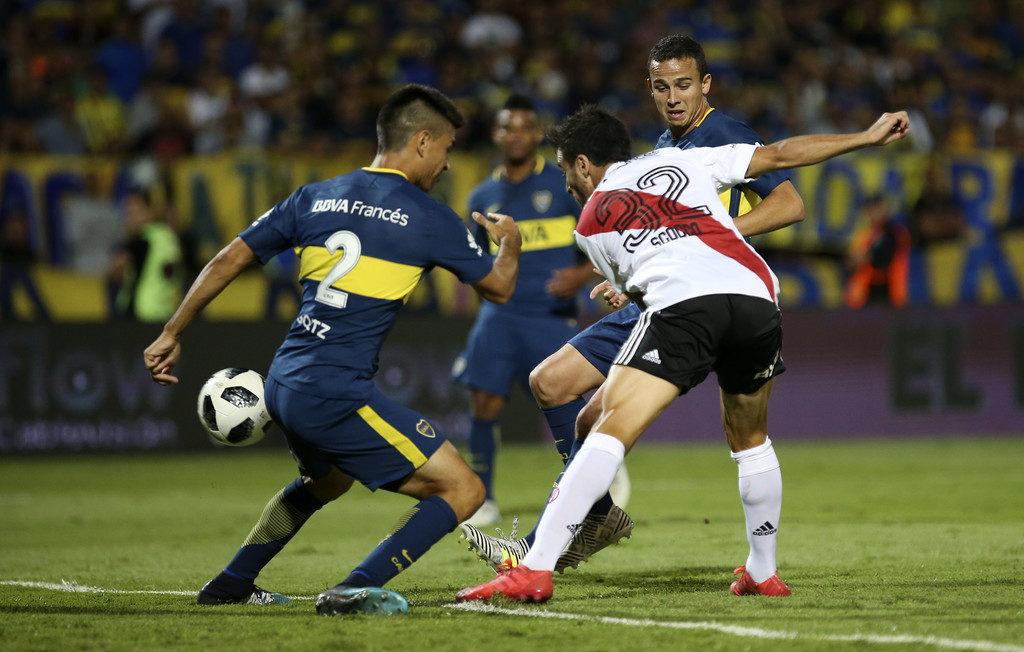 Boca Juniors Supera A River Plate En La Copa Libertadores
