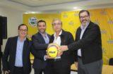La LNFP presenta el balón VOIT como el oficial del Clausura 2019