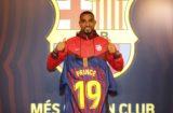 Oficial: Kevin-Prince Boateng refuerzo culé hasta final de temporada