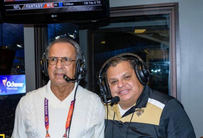 Catrachos Marco García y JC Ramos son las voces oficiales de los Saints
