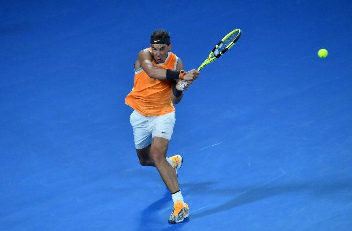 Nadal se cita en semifinales contra Tsitsipas, Kvitova superó a Barty