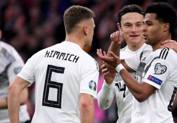 "Die Mannschaft exprime a la ""Naranja Mecánica"" rumbo a la Euro 2020"