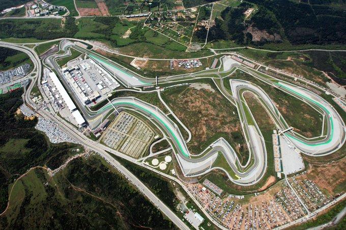 Se presenta un calendario provisional de la F1 para el 2021